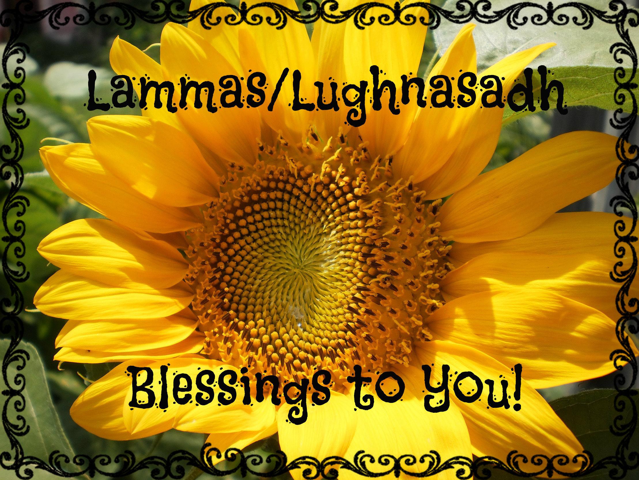 Blessed Lammas/ Lughnasadh – I Am The Weird Girl